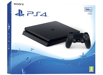 Sony PlayStation 4 - 500GB Slim D Chassis gaming   κονσόλες   ps4