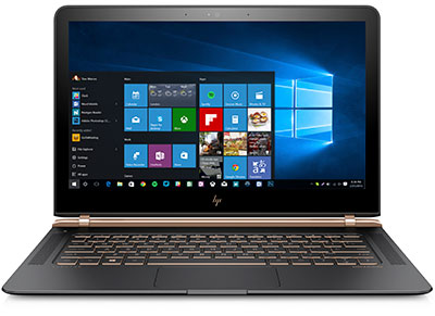 "Laptop HP Spectre 13v101nv 13.3"" (i77500U/8GB/512GB/HD620)"