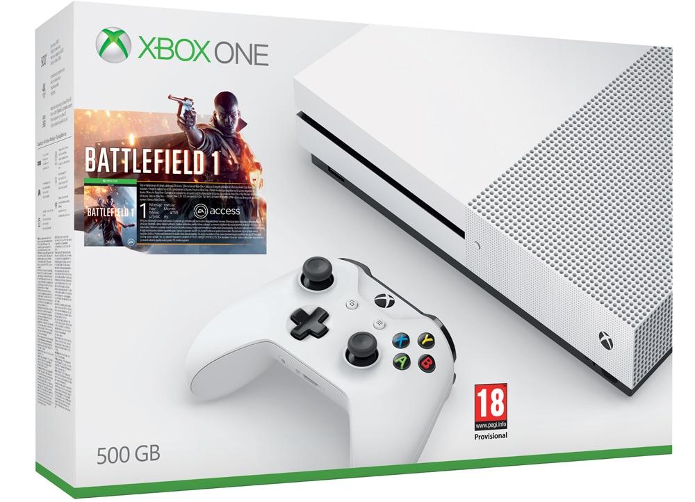 Xbox One S: 7 λόγοι που την κάνουν το καλύτερο χριστουγεννιάτικο δώρο
