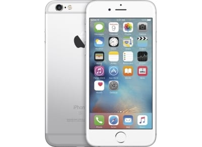 Apple iPhone 6s 32GB Silver Smartphone