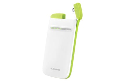 Powerbank Avantree Juna Ultra Slim 3400 mAh 1A