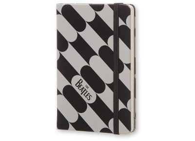 Σημειωματάριο Moleskine Limited Edition Τhe Beatles Black-Fish - Small