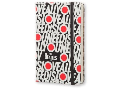 Σημειωματάριο Moleskine Limited Edition The Beatles Black - Small