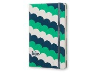 Σημειωματάριο Moleskine Limited Edition The Beatles White-Fish - Large