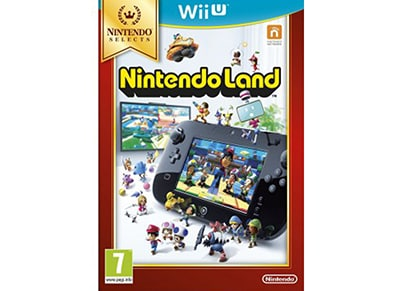 Nintendo Land Selects - Wii U Game gaming   παιχνίδια ανά κονσόλα   wii u
