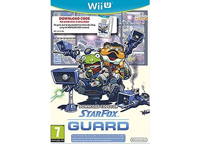 Star Fox Guard - Wii U Game