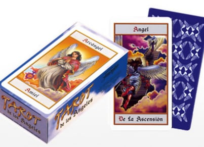 Τράπουλα Angels Tarot Fournier