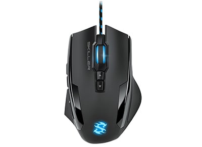 Gaming Mouse Sharkoon Skiller SGM1 Μαύρο