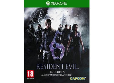 Resident Evil 6 - Xbox One Game