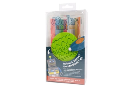 3Doodler Start DoodleBlock Emoji-Symbols Kit & 48 Strands