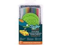 3Doodler Start DoodleBlock Vehicle Kit + 48 Strands