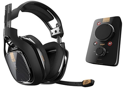 ASTRO A40 TR & MixAmp Pro TR - Gaming Headset Μαύρο gaming   αξεσουάρ pc gaming   gaming headsets