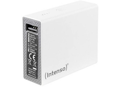 Powerbank Intenso ST 6600 Λευκό
