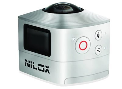 Action Camera Nilox Evo 360 WiFi