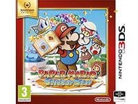 Paper Mario: Sticker Star Selects - 3DS/2DS Game
