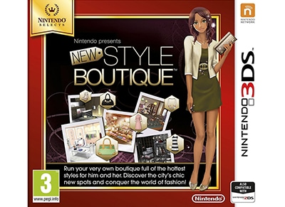 New Style Boutique Selects – Nintendo 3DS