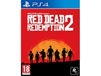 PS4 Used Game: Red Dead Redemption 2