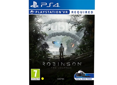 Robinson: The Journey – PS4/PSVR Game