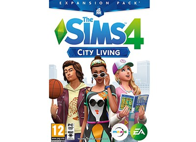 The Sims 4 City Living - PC Game