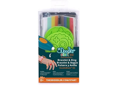 3Doodler Start DoodleBlock Kit - Jewelry Kit & 48 Strands
