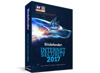 Bitdefender Internet Security 2017 - 1 έτος (3 PC)