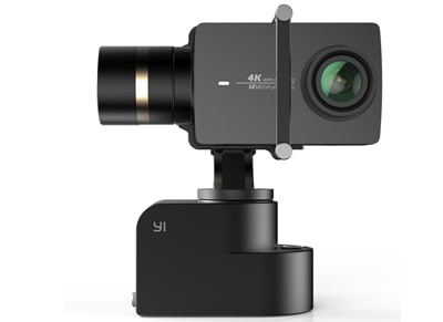 Action Camera Xiaomi Yi 4K & Handheld Gimbal Μαύρο