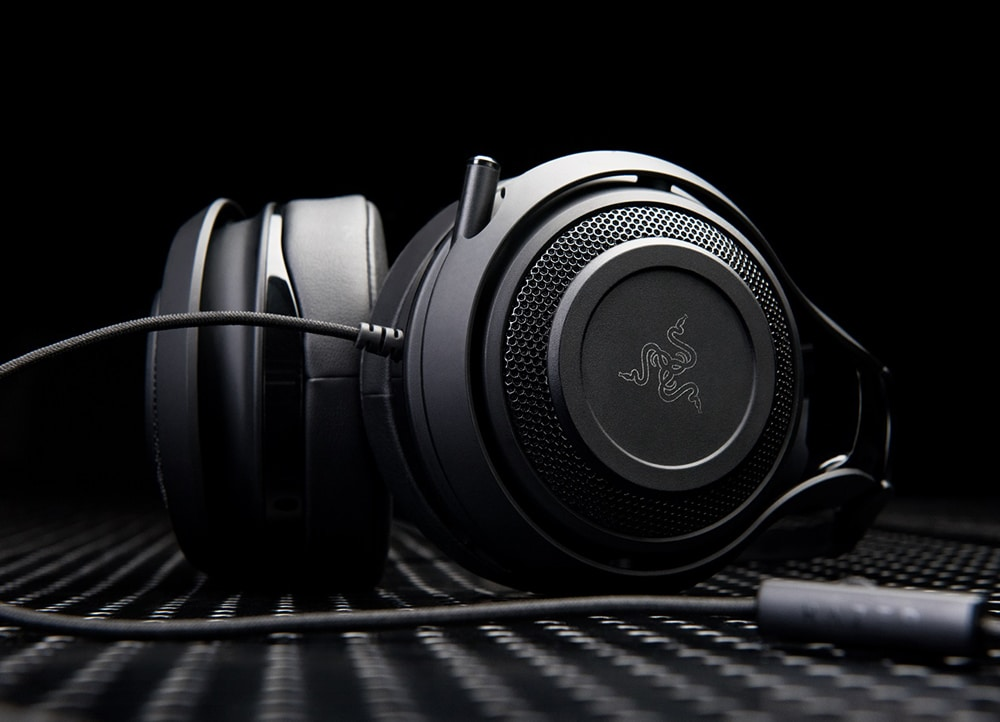 Razer Man O War Wired 7 1 Gaming Headset ύ Public