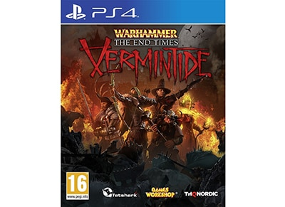 Warhammer: The End Times Vermintide - PS4 Game