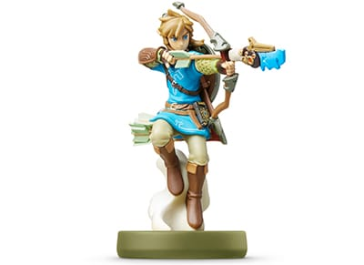 Φιγούρα Link (The Legend of Zelda: Breath of the Wild) - Nintendo Amiibo