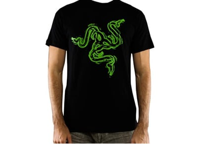 T-Shirt Razer Rattle - M gaming   gaming merchandise   t shirts   φούτερ