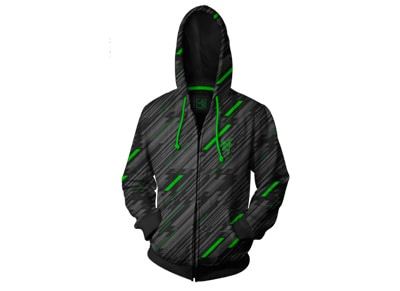 Ζακέτα Razer Hoodie LightBringer - M gaming   gaming cool stuff   t shirts   φούτερ