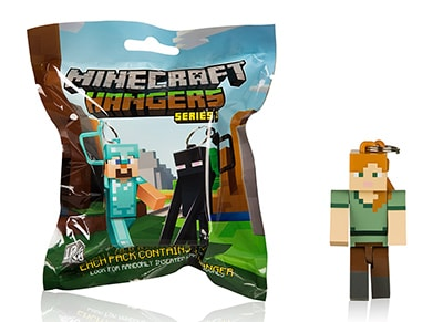 Τυχερή σακούλα Jinx - Minecraft Hangers - Series 2 gaming   gaming cool stuff   κάρτες   blind packs