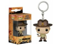 Μπρελόκ Funko Pop! Keychain - Walking Dead - Rick Grimes