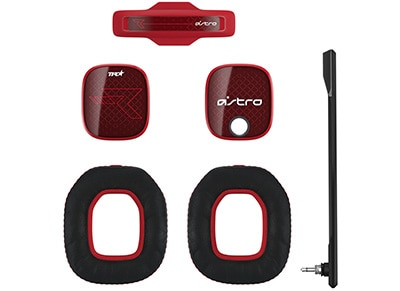 ASTRO A40TR Mod Kit Red - Αξεσουάρ Headset