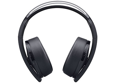 Sony PS4 Platinum Wireless Headset Μαύρο - Gaming Headset Μαύρο