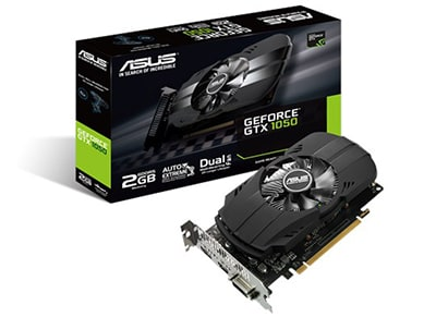 Κάρτα γραφικών NVIDIA ASUS Phoenix GeForce GTX 1050 2GB