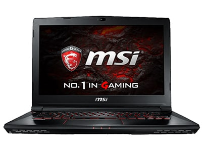 "Laptop MSI GS43VR Phantom Pro 14"" (i7-7700HQ/16GB/1256GB/GTX1060)"