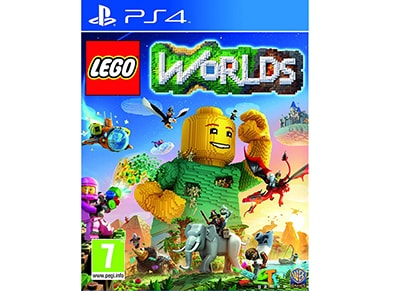 LEGO Worlds – PS4 Game