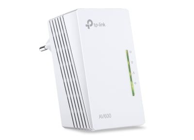 Powerline TP-Link TL-WPA4220 500Mbps - Wi-Fi 300Mbps