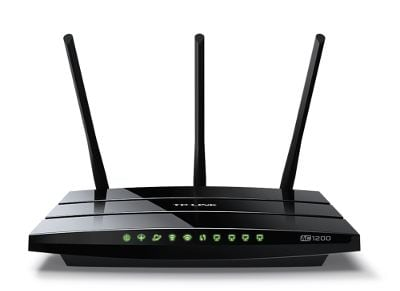 TP-Link AC1200 Archer VR400 Wireless Gigabit VDSL/ADSL + Modem Router - Ασύρματο Μόντεμ Ρούτερ