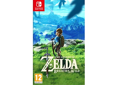 The Legend of Zelda: Breath of the Wild – Nintendo Switch Game