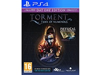 Torment: Tides of Numenera Day One Edition - PS4 Game