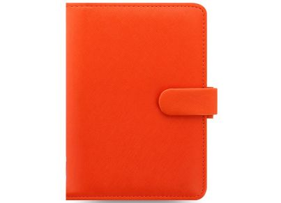 Οrganiser Σημειωματάριο Filofax Personal Saffiano Bright Orange