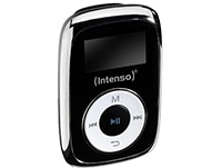 MP3 Player - Intenso Music Mover 8GB - Μαύρο