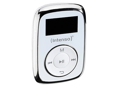 MP3 Player - Intenso Music Mover 8GB - Λευκό