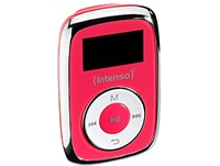 MP3 Player - Intenso Music Mover 8GB - Ροζ