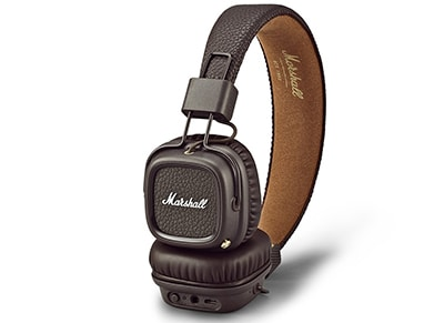 806b43cc28 Ασύρματα Ακουστικά Κεφαλής Marshall Major II Bluetooth Καφέ