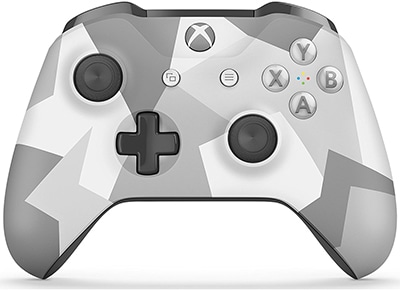 Microsoft Xbox One Winter Forces Limited Edition Controller - Χειριστήριο Λευκό