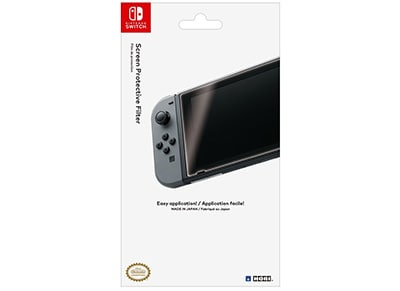 Hori Switch Screen Protection Filter - Μεμβράνη Προστασίας Nintendo Switch gaming   αξεσουάρ κονσολών   nintendo switch   cases