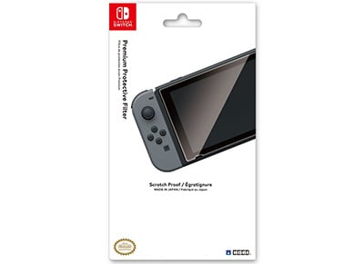 Hori Switch Premium Screen Protection Filter - Μεμβράνη Προστασίας Nintendo Swit gaming   αξεσουάρ κονσολών   nintendo switch   cases
